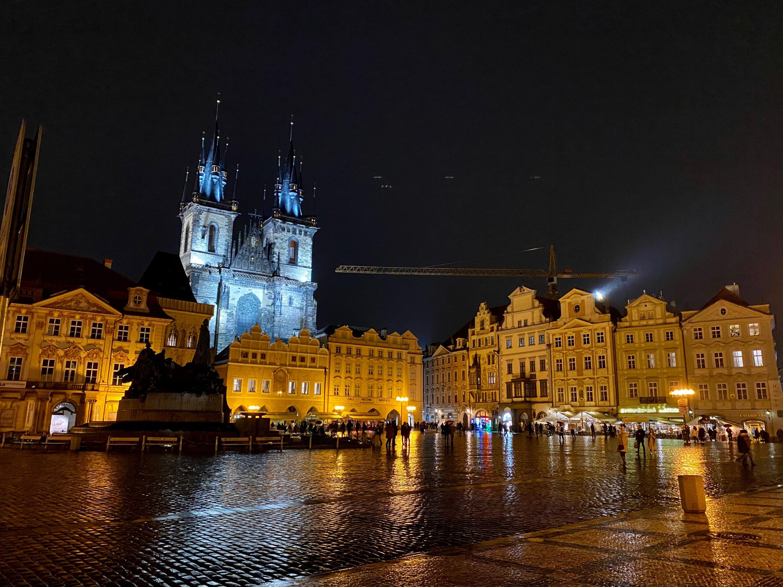 Praag (13 – 16 februari 2020)