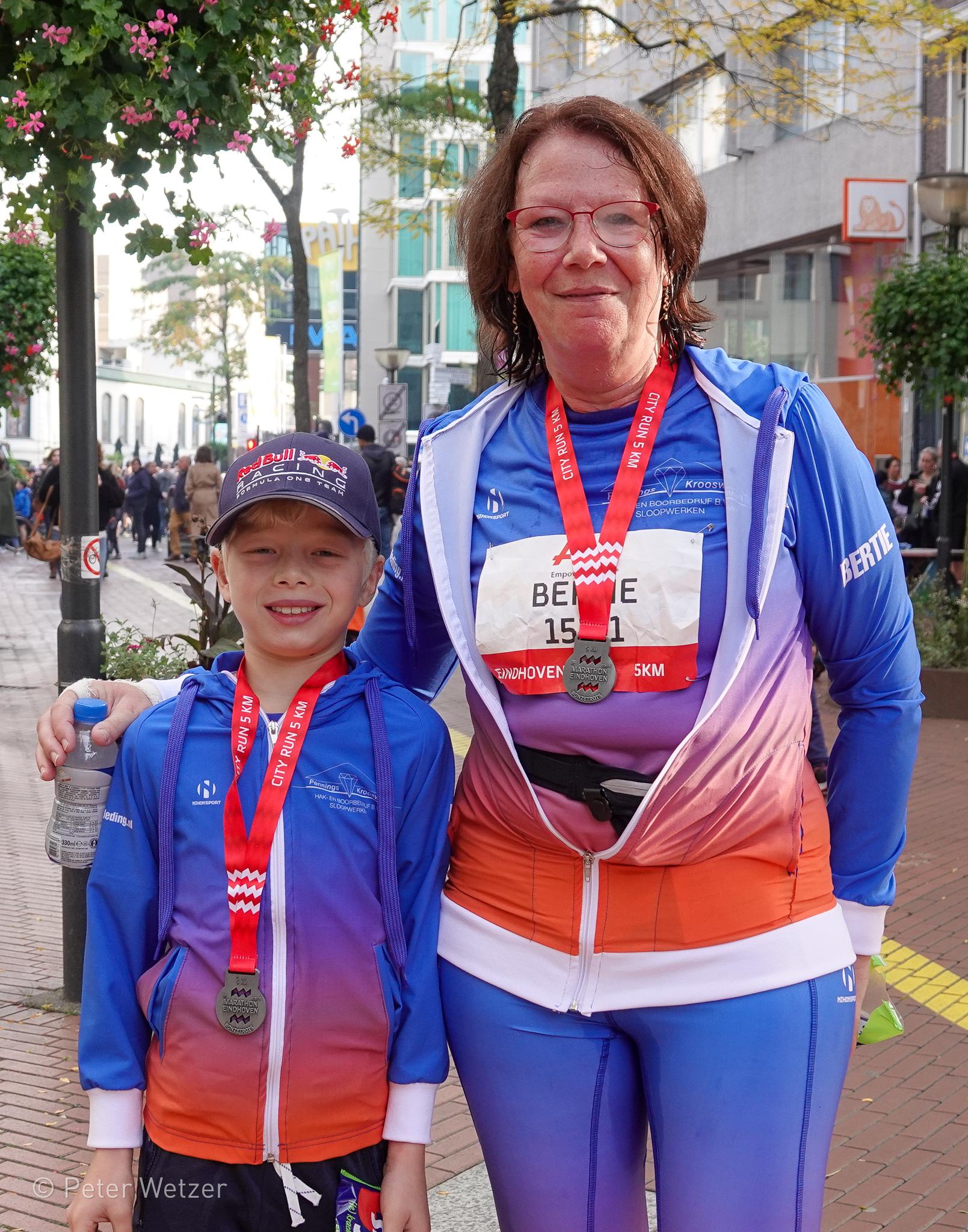 10.10.2021 Marathon Eindhoven – 5 Km Run