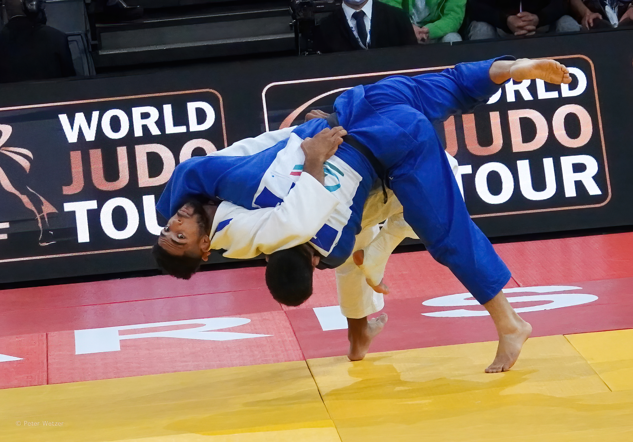 16-17.10.2021: Paris Grand Slam 2021 & Parijs